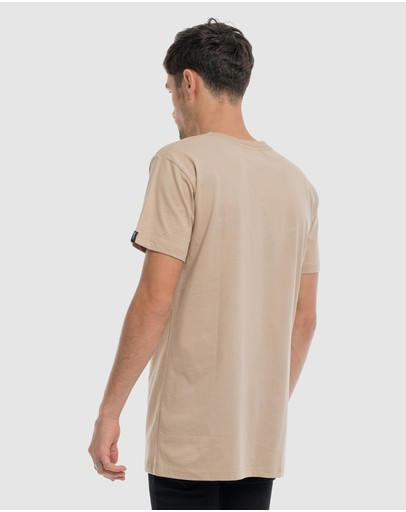 Dvnt Originals Tee Camel