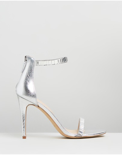 2135fd7189d Silver Sandals