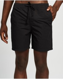 AERE - Organic Cotton Poplin Swim Shorts