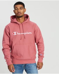 Champion Life - Reverse Weave Script Pullover Hoodie