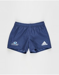 adidas Performance - Blues Home Supporters Shorts - Kids-Teens