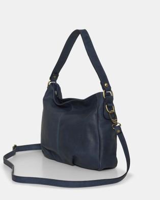 BEE The Airlie Jeans Shoulder Bag - Handbags (Jeans)