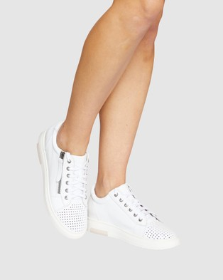 Jane Debster Carson - Sneakers (WHITE)