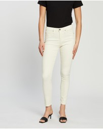 AG Adriano Goldschmied - Farrah Ankle Seamless Jeans