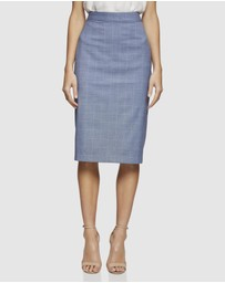 Oxford - Peggy Suit Skirt