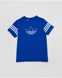 adidas Originals - Outline Tee - Teens