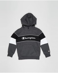 Champion - EU Colourblock Hoodie - Kids