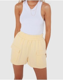 Madison The Label - Maxwell Shorts