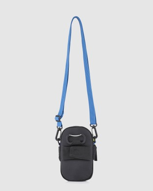 Crumpler - Jumbuck Pouch Travel and Luggage (Black)