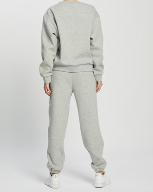 Hansen & Gretel Dream Work Tracksuit Set - Sweats (Grey)