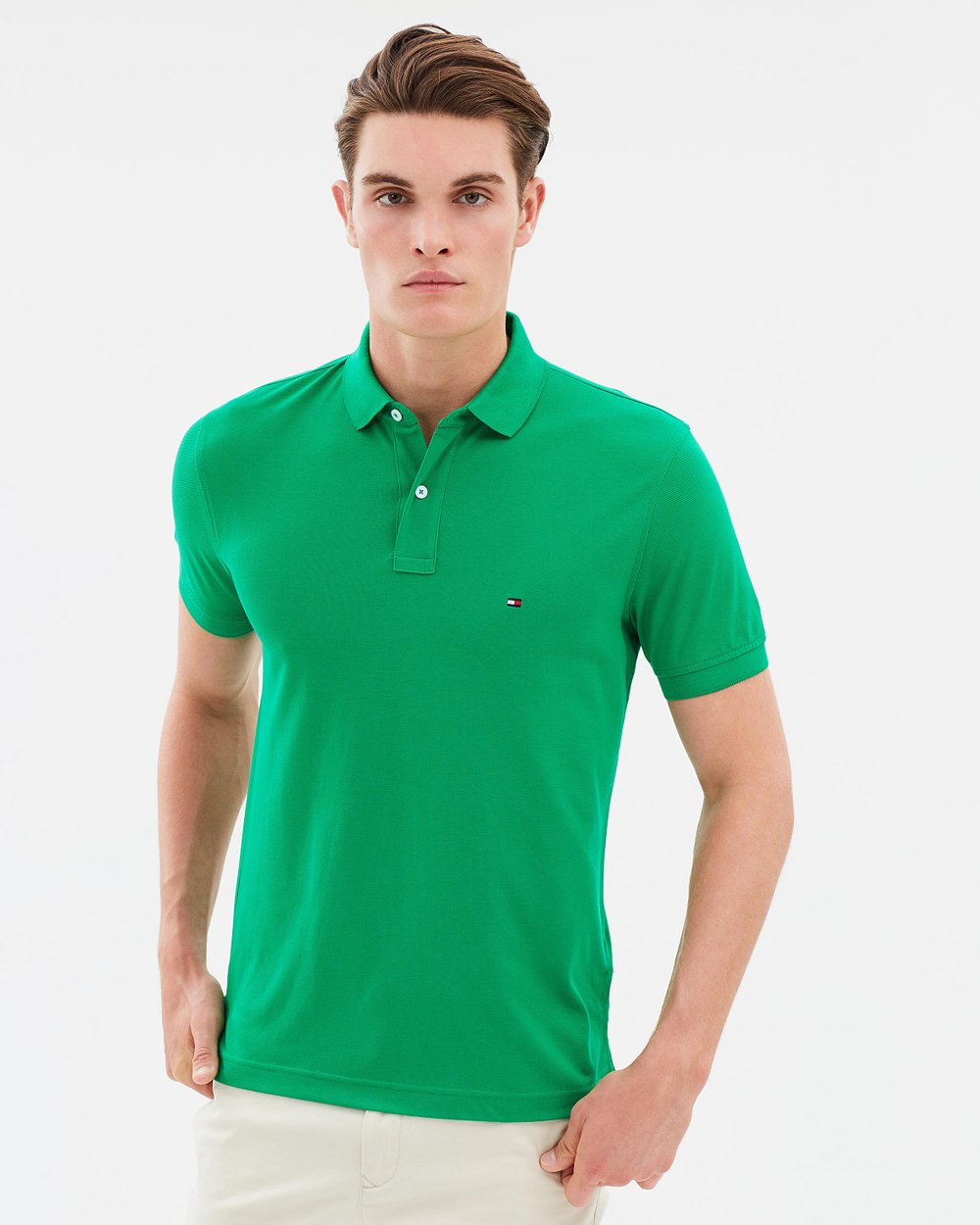 bcd3caaad4556d Modern Regular Polo by Tommy Hilfiger Online