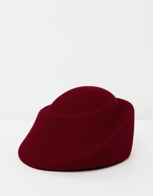 Women Winter Felt Designer Hat