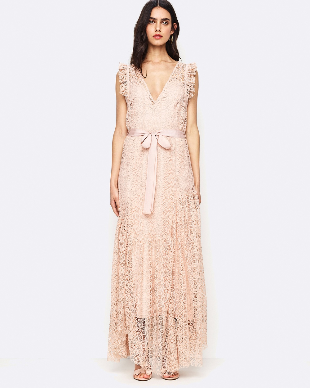 da4e05efad1 ... alice McCALL Reflection Gown Bridesmaid Dresses Nude Reflection Gown