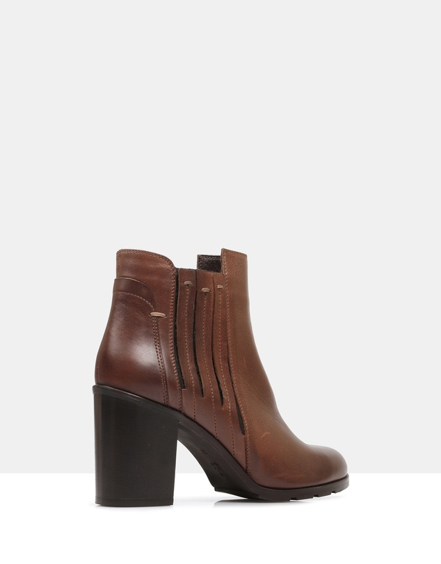 6f008b486 Layla Ankle Boots by Sempre Di Online