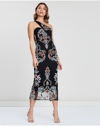 Romance by Honey and Beau - Annabelle One-Shoulder Dress