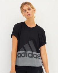 adidas Performance - Logo Tee