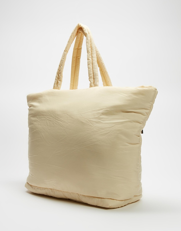 Women Toggle Ruched NY Tote
