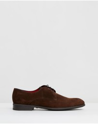BARRETT - Suede Lace-Up Derby