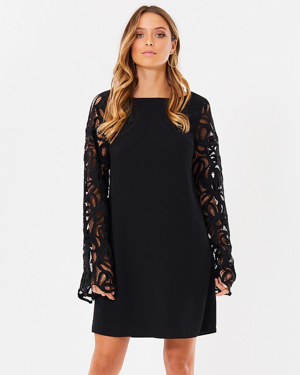 Calli Caryle Dress Dresses Black Caryle Dress
