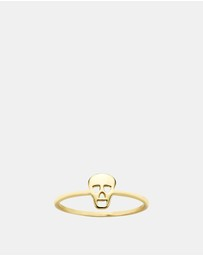 Karen Walker - Mini Skull Ring