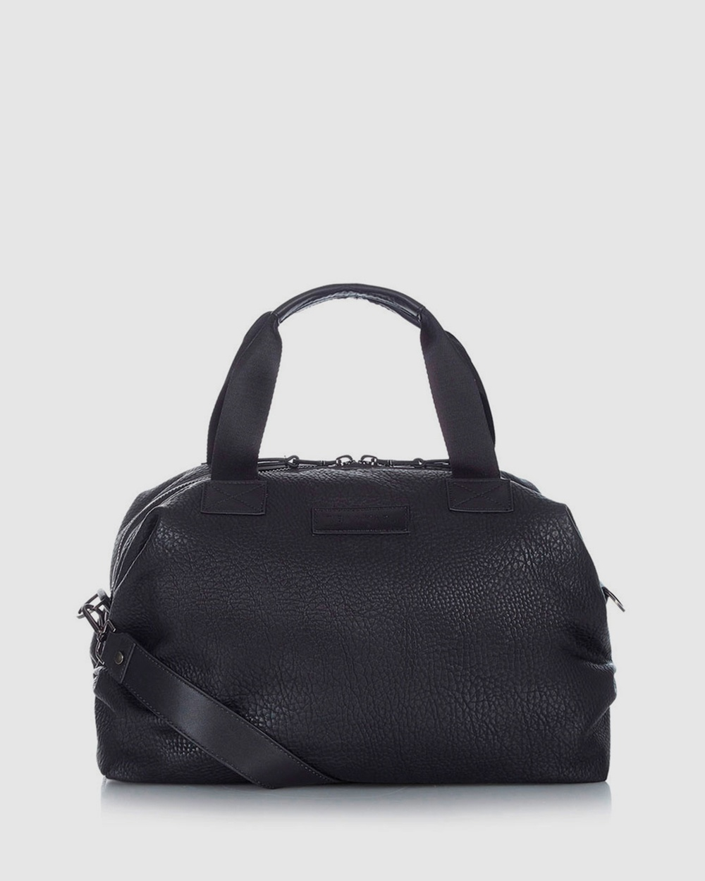 TIBA + MARL Raf Holdall Changing Bag Duffle Bags Black