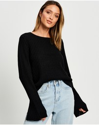Calli - Etta Knit Top
