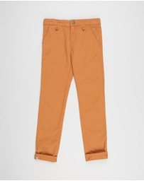 Carrément Beau - Twill Trousers - Kids