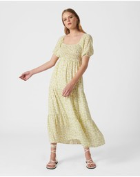 MVN - Tropicola Maxi Dress