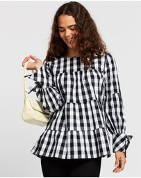 Atmos&Here - Rachel Tiered Top