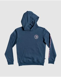 Quiksilver - Boys 8-16 Close Call Hoodie