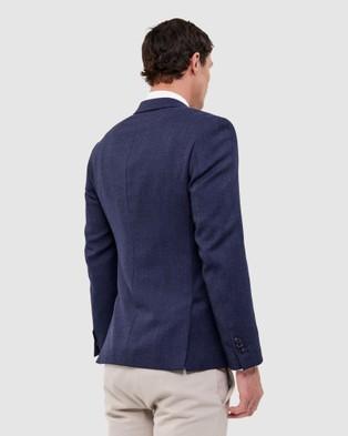 SABA George Item Jacket - Blazers (blue)