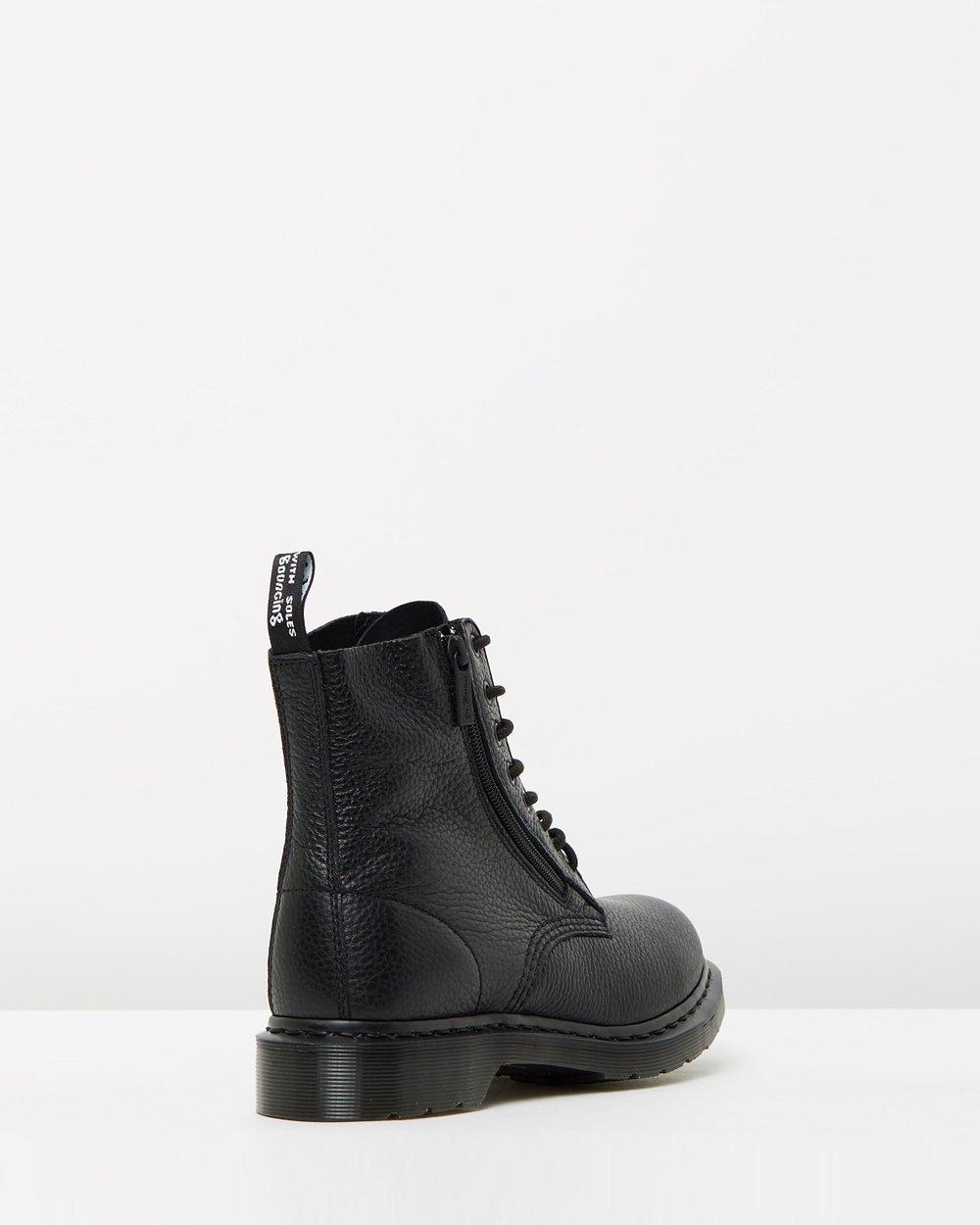 d2e48a194a898d Pascal 8 Eye Zip Boots - Women s by Dr Martens Online