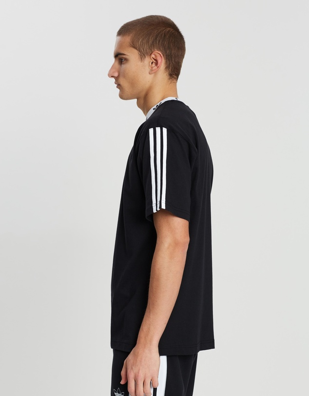 adidas Originals - Trefoil Ribbed Tee