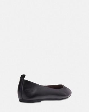 Sandler Gaze - Ballet Flats (BLACK)