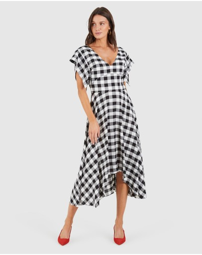 Cooper St - Big Love V-Neck Midi Dress