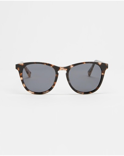Baxter Blue Nat Sunglasses Quartz Tortoise