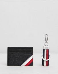 Tommy Hilfiger - Downtown Credit Card Holder & Key Fob