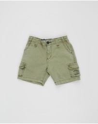 Rip Curl - Trail Cargo Walkshorts - Kids