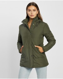Atmos&Here - Lucy Long Puffer