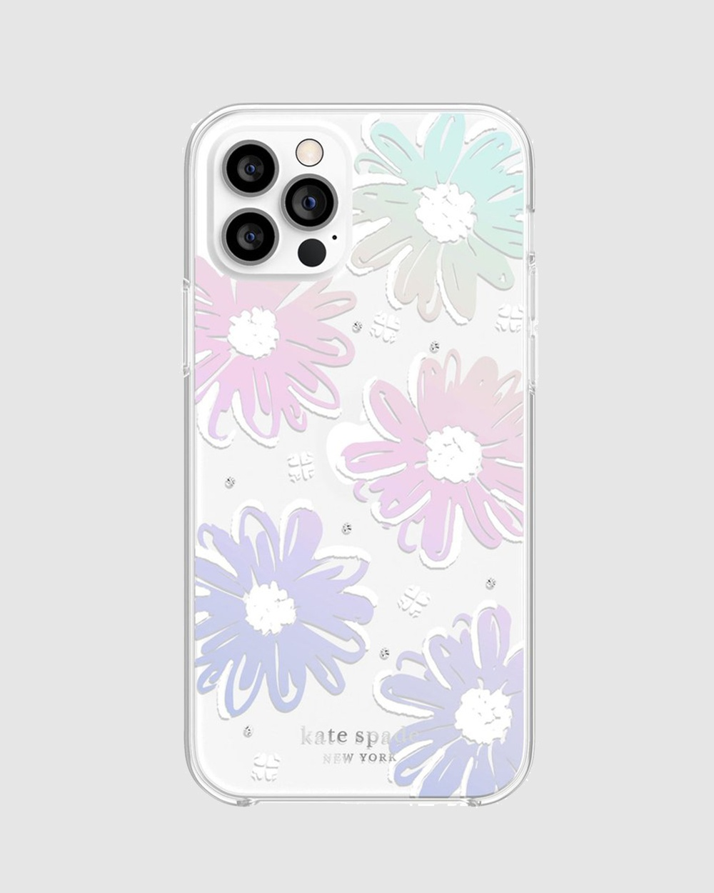 Kate Spade New York Protective Hardshell Case for iPhone 12 Pro Max Tech Accessories Multi Australia