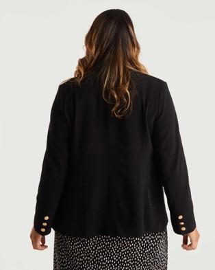 Estelle Clever Jacket - Blazers (Black)