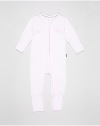 Zip Yardage Wondersuit - Babies