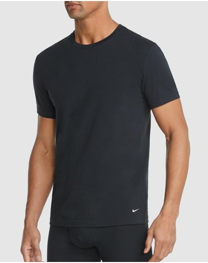 Nike - 2-Pack - Everyday Stretch Cotton SS Crew Neck Tee