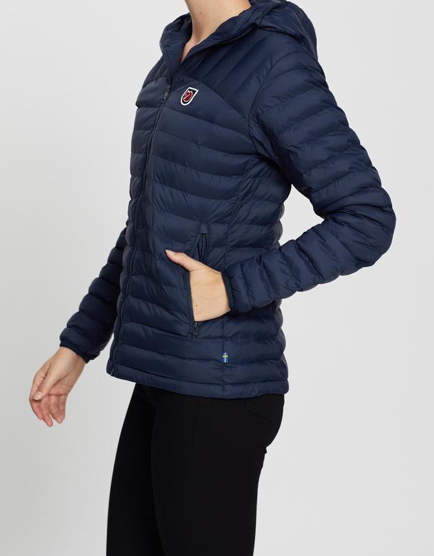 Women Expedition Lätt Hooded Jacket