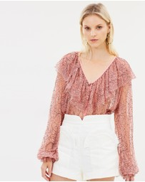 alice McCALL - Folklore Blouse