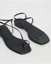 Atmos&Here - Florence Leather Sandals