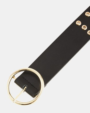Nakedvice The Harvey Belt - Belts (Gold)