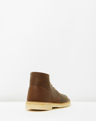 Clarks Originals Desert Boots - Boots (Beeswax Leather)
