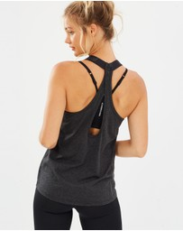 New Balance - Heather Tech Tank