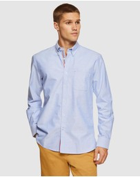Oxford - Uxbridge Oxford Weave Shirt